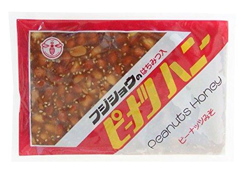 富士正食品 ピーナッツハニー 大袋190g×10個