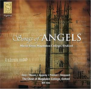 Songs of Angels: Music By Magdalen Composers