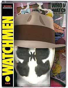 ウォッチメン ロールシャッハBOX (Amazon.co.jp限定) [DVD]