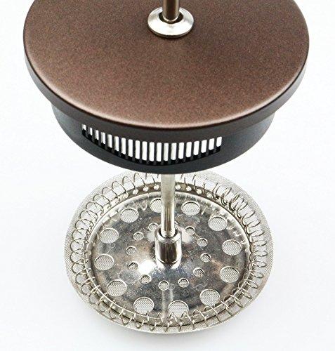 パール金属『コーヒープレス350mlフレンチプレスブレイクタイム』
