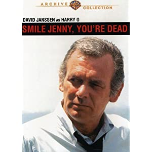Harry O: Smile Jenny, You're Dead [DVD] [Import]