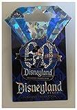 ディズニー(Disney) ミッキーマウス ディズニーランド 60周年記念 ダイヤモンドセレブレーション ピン バッチ コレクター ブローチ おもちゃ [並行輸入品]