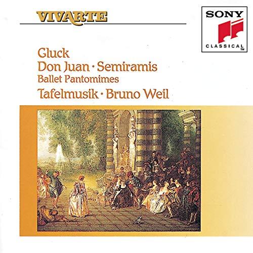 Ballet Music From Don Juan & Semiramis