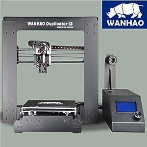 3Dプリンター 本体スチールフレーム RepRap Prusa i3ベース 高性能コンパクト3Dプリンタ 完成品
