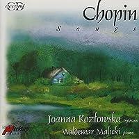 Polish Songs by F. Chopin (2013-05-03)