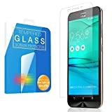 ZenFone Max ブルーライト 90% カット ガラスフィルム 5.5インチ ZC550KL ASUS 液晶保護 国産 強化ガラス ラウンドエッジ加工 MS factory 90日 保証 FD-ZFMAX-BLUE-AB