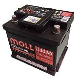 MOLL [ モル ] 輸入車バッテリー [ m3 plus ] MOLL 83050 - 14,246 円