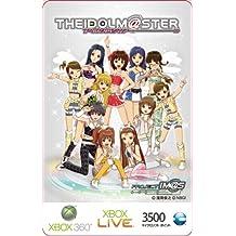 Xbox LIVE 3500 マイクロソフト ポイント カード THE IDOLM@STER 限定バージョン(C)【プリペイドカード】【メーカー生産終了】