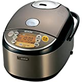 象印 圧力IH炊飯器 1升 ステンレスブラウン NP-NI18-XT