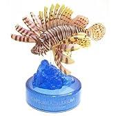 カプセル 日本水族館立体生物図録 カプセルアクアリウム3 6.ハナミノカサゴ