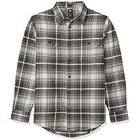 Dickies Mens WL652 Long Sleeve Heavyweight Flannel Shirt Long Sleeve Shirt - Multi