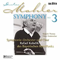 Mahler: Symphony No. 3 by Marjorie Thomas (2002-04-30)