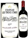 シャトー・レ・トロワ・クロワ 2012 赤ワイン 750ml CH.Les Trois Cloix 2012