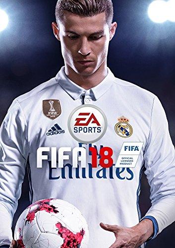 FIFA 18 【予約特典】• ジャンボプレミアムゴールドパック5個 (1×5週間) 同梱