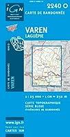 Varen / Laguepie GPS: Ign2240o