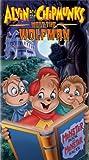 Alvin &Chipmunks: Meet Wolfman [VHS]
