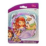 Disney Princess Sofia the First Toy Tambourine by Disney [並行輸入品]