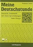 ドイツ語の時間<話すための文法>web練習問題付