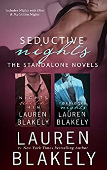 Seductive Nights: The Standalone Novels: (Box set of NYT Bestselling Books Nights With Him & Forbidden Nights) by [Blakely, Lauren]