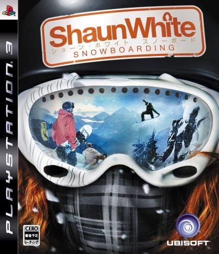 ショーン ホワイト スノーボード - PS3