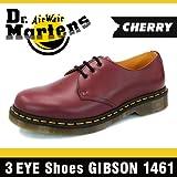ドクターマーチン 1461 3EYE GIBSON CHERR...