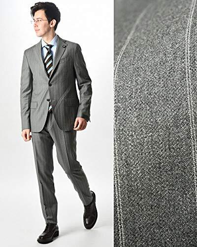 LARDINI (ラルディーニ) スーツ シングル 段返り3つボタン ウール 100% 3シーズン対応 秋冬 メンズ ブランド イタリア【並行輸入品】