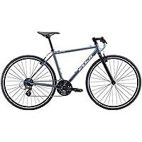 "FUJI(フジ) PALETTE 23"" 3x8speed STARDUST GRAY クロスバイク 2018年モデル 18PALTGY STARDUST GRAY 23"""
