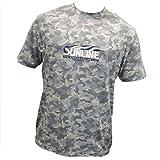 サンライン(SUNLINE) DRYカモTシャツ SCW-1321T グレー 4L