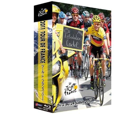 ツール・ド・フランス2011<Blu-ray>スペシャルBOX