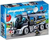 PLAYMOBIL 9360 SWAT Team truck with light and sound - NEW 2018