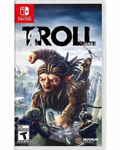 Family Games(world) Troll And I (輸入版:北米) - Switch
