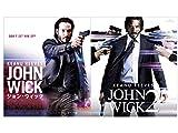 ジョン・ウィック 1+2 4K ULTRA HDスペシャル・コレクション【初回生産限定】[PCWP-52001][Ultra HD Blu-ray]