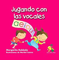Jugando con las vocales/ Playing with Vowels (Rana, Rema, Rimas / Rowing Rhyming Frog)
