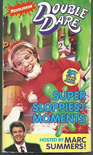 Double Dare: Super Sloppiest Moments [VHS] [Import]