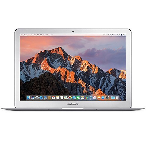 Apple MacBook Air (13.3/1.6GHz Dual Core i5/8GB/128GB/802.11ac/USB3/Thunderbolt2) MMGF2J/A