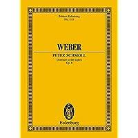 Peter Schmoll Overture Op. 8