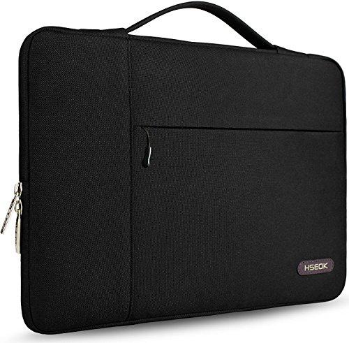 HSEOK 13-13.3インチ 衝撃吸収 耐水性 パソコン ケース ブリーフケース MacBook Air/MacBook Pro Retina 13(Late 2012-Early 2016 モデル) 対応 ブラック II