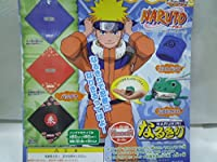 Naruto narukiri Gashapon wholeセットof 5