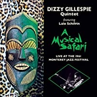 A Musical Safari: Live At The 1961 Monterey Jazz Festival [12 inch Analog]
