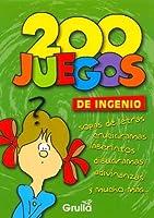 200 juegos de ingenio / 200 puzzle games