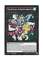 遊戯王 英語版 PGL3-EN079 Majester Paladin, the Ascending Dracoslayer 昇竜剣士マジェスターP (ゴールドレア) 1st Edition