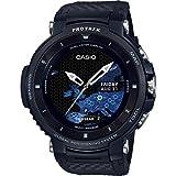 [カシオ]CASIO カシオ プロトレック PRO TREK スマートアウトドアウォッチ Smart Outdoor Watch ブラック 腕時計 メンズ WSD-F30-BK