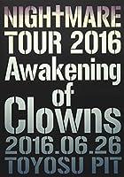 NIGHTMARE TOUR 2016 Awakening of Clowns 2016.06.26 TOYOSU PIT(通常盤) [DVD]