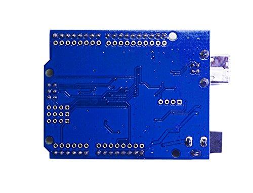 『waves Arduino UNO R3 互換品 (ケース無し)』の2枚目の画像