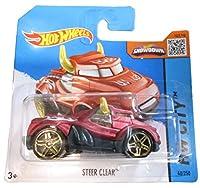 Hot Wheels HW City 40/250 Steer Clear on Short Clard