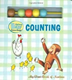 Curious Baby Counting (Curious George Board Book with Beads) (Curious Baby Curious George) -