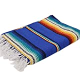 エルパソサドルブランケット (El Paso SADDLEBLANKET) Rio Bravo[New Colors]Blanket/リオブラボーブランケット[約188×142cm]ROYAL.BLUE