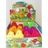 Set of 12 Light up Chicks - Boxed [並行輸入品]
