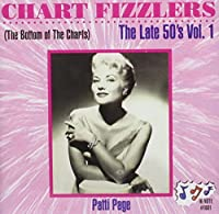 Vol. 1-Chart Fizzlers Late  50's