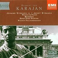 Reznicek/Strauss;Waltzes/Po